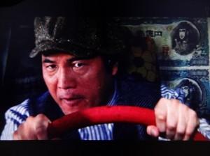 愛川さんは最後の大物エンターテイナーだった(画像は「トラック野郎 一番星北へ帰る」から=1978年、東映=同シリーズ第8弾)