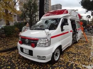 救急車を呼んだら乗車代が請求される可能性が出てきた?(写真は本文とは直接関係ありません)